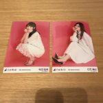 【紫/桃の相場価格】乃木坂46 生写真「7thアニバーサリー」