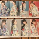 【座り/壁の相場価格】乃木坂46 生写真 ~浴衣2019~
